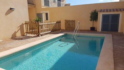 Photo for Villa City 4 with pool, 5 minutes to the beach for 8 people - seminar house 4