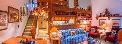 Photo for Jackson Hole Hideaway | Convenient to Jackson Ski Resort | Amazing Mountain Views