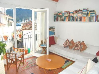 Photo for Charming apartment with seaview