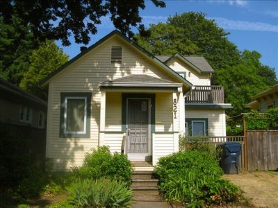 Photo for Comfortable Remodeled 1910 Cottage- Easy Access to Everything
