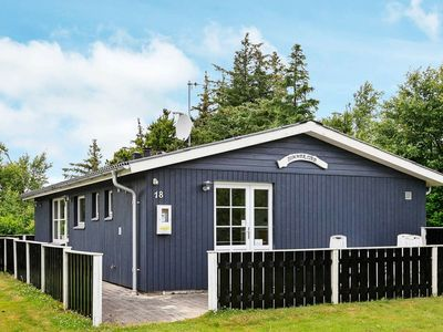 Photo for Spacious Holiday Home in Thyholm with Terrace