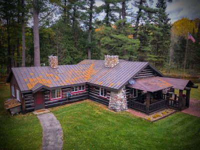 Photo for Shadowland River Lodge on Boardman River - Pet Friendly