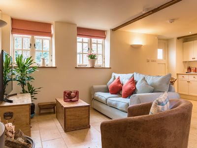 Photo for Luxury Cotswold cottage at New Yatt Farm