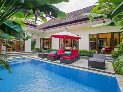Photo for Modern Pool Villa Rental in Seminyak Bali