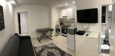 Photo for PROMO !! Cozy studio avenue Parmentier completely redone with TV and wifi