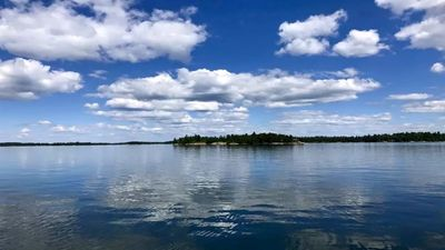Photo for Entire Island ~ Paradise In Lake Of The Woods ~ Cabin, Canoe, And Great Fishing