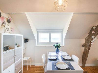 Photo for Lovely apartment for 3 guests with WIFI and TV