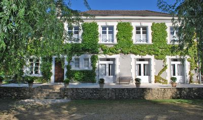 Photo for Charming House in Secluded Gardens with Large Private Pool Ideal for Families