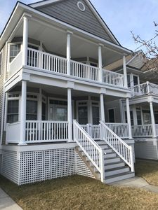Photo for 3br/2ba, 2nd floor condo just steps away from Ocean City's award winning beaches
