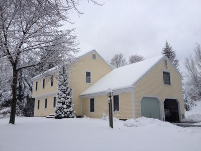 Winter at the House (what to expect)