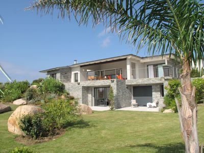 Photo for MODERN VILLA 10 PERONNES SWIMMING POOL 10MN FROM THE BEACH AND SPERONE GOLF VIEW