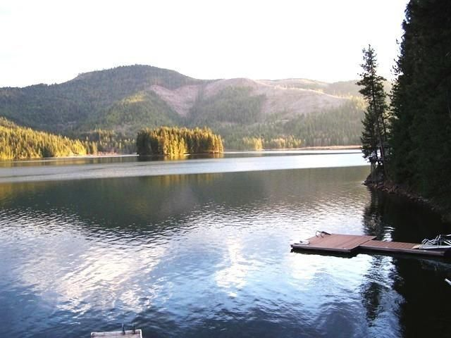 Private North Idaho Waterfront Home With Do Vrbo