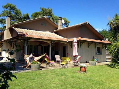 Photo for B04 - Large and Beautiful Quiet House in the Center of Cap Ferret