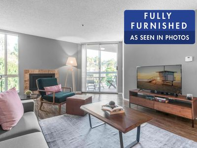Photo for Fully Furnished 1BR, Hollywood, Pool & Gym, by Blueground