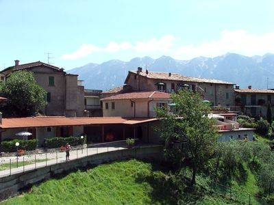 Our Casa Silvana: view on the lake and the mountains