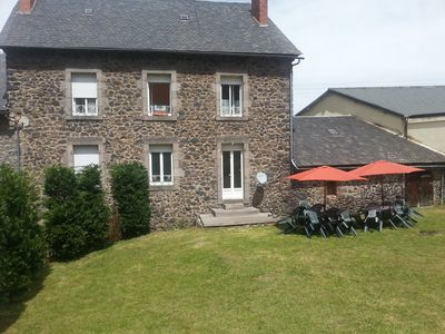 Photo for Gite near the Lioran, availability in May 2019