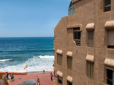 Photo for 2 bedroom Apartment, sleeps 4 in Los Giles with Air Con and WiFi