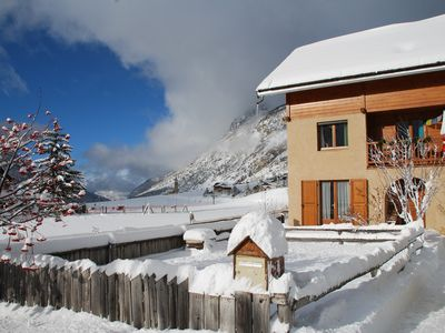 Photo for A Ceillac, accommodation for 2/3 people