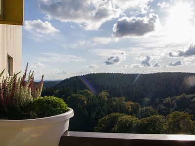 Photo for Harz mountains from above