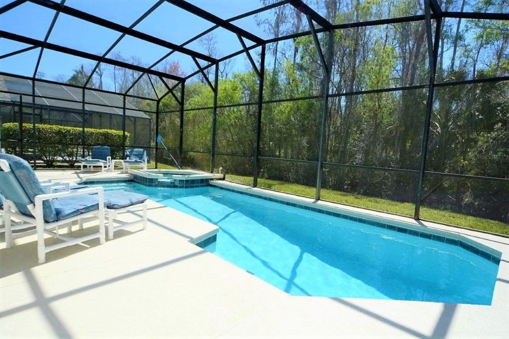 5 Bedroom Orlando Vacation Home With Homeaway Cumbrian Lakes