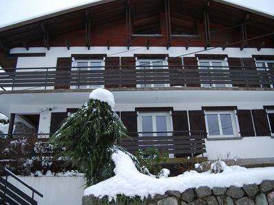 Photo for PERCE SNOW VILLAGE GITE STANDING 4 STARS WITH SWIMMING POOL AND SAUNA