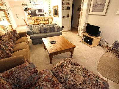 Photo for Pet Friendly, Comfortable, Walk to the Slopes