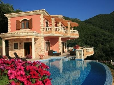 Photo for Sea view VIP luxury villa with private pool and beautiful garden