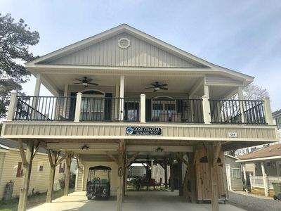 Photo for 026 Sea Urchin Drive 3 bedroom/2 bath Gorgeous Beach house!!!!