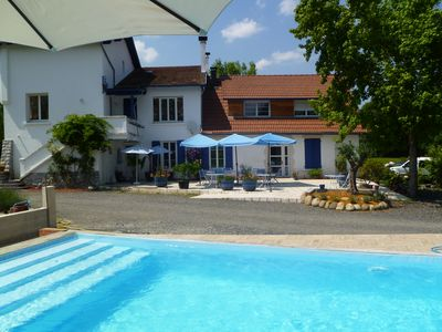 Photo for Le Gîte de Merete with SPA, wheelchair accessible, 8-14 people