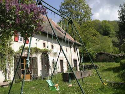 Photo for On the balcony of Alsace, gîte 4 / 6p, Ribeaugoutte, full nature, Witou