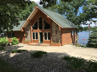 Photo for Amazing Lake Home  -  Only a Couple Summer Weeks Left!! Book today!
