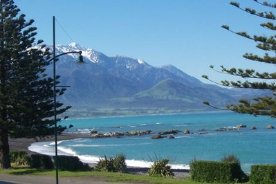 Waterfront Kaikoura