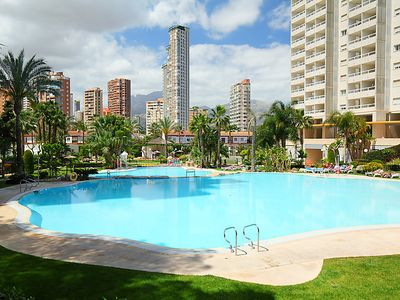 Photo for 2 bedroom Apartment, sleeps 5 in Racó de l'Oix with Pool