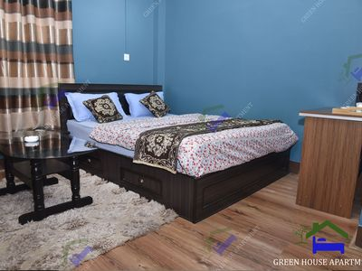 Photo for Single bedroom, living room, kitchen and bathroom