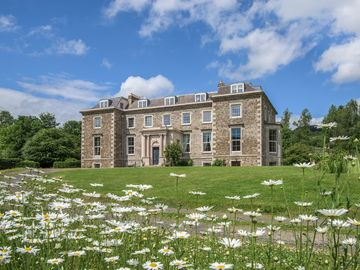 Broadmeadows House Historic Scottish Borders Mansion