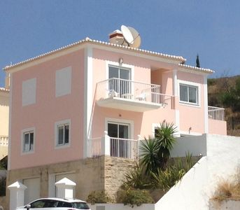 Photo for 3 Bedroom Villa With Private Pool, Beach And Sea Views.