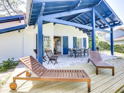 Photo for 4BR House Vacation Rental in HOSSEGOR