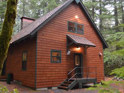 Photo for ZigZag Deep Forest Mountain Chalet