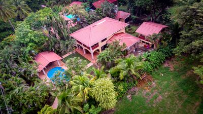 Photo for CASA DE ORO OCEANFRONT 5 BEDROOM HOUSE WITH PRIVATE POOL