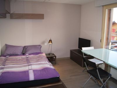 Photo for Close to all amenities and all the centers of interest of the resort this charming studio is ideally