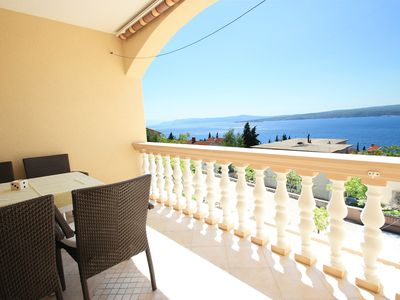 "Photo for Holiday Apartment ""Pavica 3"""