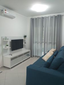 Photo for 2BR Apartment Vacation Rental in Praia Grande, SP