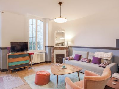 Photo for 2BR Apartment Vacation Rental in Dinard