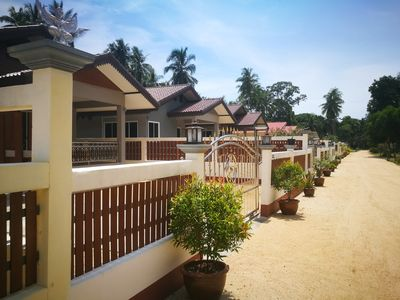 Photo for 84/4 Srifa Resort, 2 Bedroom House, Lipa Noi Beach