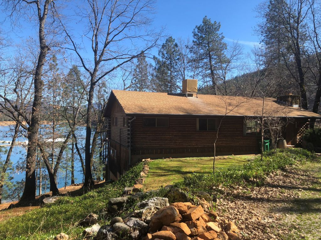 home the need rental our what vacation lakehead beautiful custom cabins for rentals resort lake best dreamview cabin of perfect shasta comfort view is you intimate