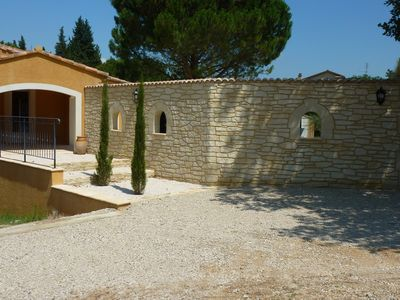 Photo for Charming villa in Bagnols sur Cèze 'Lou Mazet'