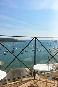 Photo for Stunning Waterfront Apartment, balcony, free Wifi and secure parking