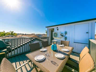 Photo for 25% OFF MAY - Modern Home in Premiere Location w/ Rooftop Deck+Outdoor Living