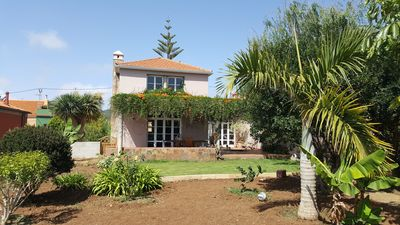 Photo for Villa with organic garden and beautiful panoramic views in Tacoronte