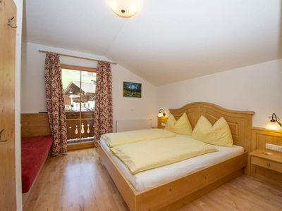 Photo for Double room with shower, WC - Haarlehenbauer, farm